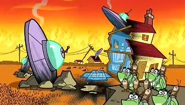 Los padrinos magicos Temporada 03 Capitulo 06 «La Cosmo convención»  «El día libre de Wanda»