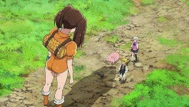 Nanatsu no Taizai Temporada 01 Capitulo 05 - Incluso si Fueras a Morir