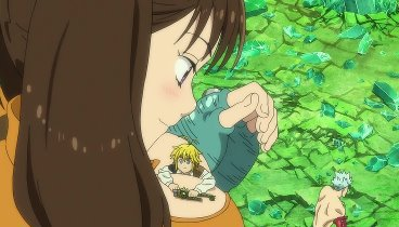 Nanatsu no Taizai Temporada 01 Capitulo 08 - Terrible Perseguidor