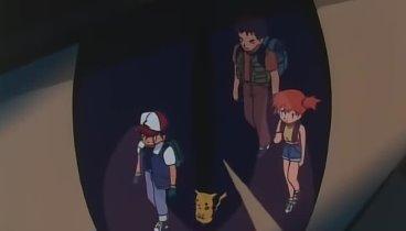 Pokemon Temporada 01 Capitulo 22 - Abra y el duelo Psíquico