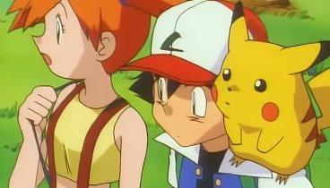 Pokemon Temporada 01 Capitulo 33 - ¡La gran carrera!