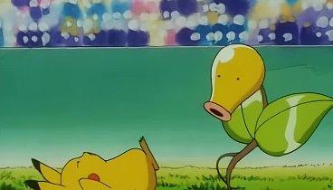 Pokemon Temporada 01 Capitulo 80 - Amigos y héroes