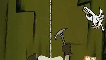 La Robot Adolescente Temporada 01 Capitulo 14 - Juanito y el lobo