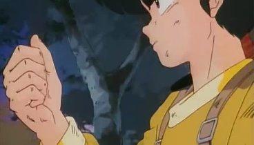 Ranma 1/2 Temporada 01 Capitulo 08 - La escuela es el campo de batalla. Ranma contra Ryoga