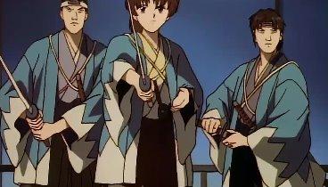 Rurouni Kenshin Temporada 02 Capitulo 01 - El regreso del lobo: Prólogo de una guerra sangrienta»