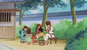 Rurouni Kenshin Temporada 01 Capitulo 06 - El visitante de las sombras