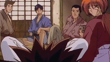 Rurouni Kenshin Temporada 01 Capitulo 08 - La mujer misteriosa y el nuevo combate