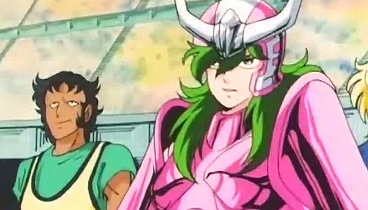 Los Caballeros Del Zodiaco (Saint Seiya) Capitulo 06 - El guerrero que viene del infierno