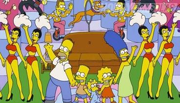 Los Simpsons Temporada 07 Capitulo 01 - Quien mato al Sr. Burns? - Segunda parte