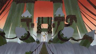 Samurai Jack Temporada 01 Capitulo 11 - Jack y el Hombre Escocés