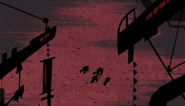 Samurai Jack Temporada 02 Capitulo 09 - Jack y los cazadores