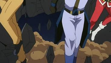 Slayers (Los Justicieros) Revolution Temporada 04 Capitulo 11 - Alejaos. ¡La sigilosa bestia mágica!