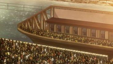 Shingeki no Kyojin Temporada 01 Capitulo 02 - Aquel día: La caída de Shiganshina, Parte 2