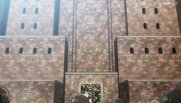 Shingeki no Kyojin Temporada 01 Capitulo 09 - ¿Dónde está el brazo izquierdo?: La defensa de Trost, Parte 5