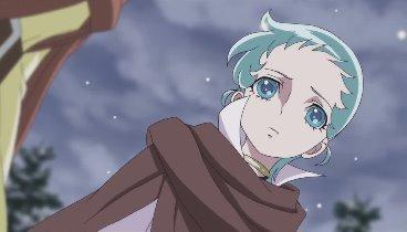 Saint Seiya Omega Temporada 01 Capitulo 14 - «¡Reunión en mi ciudad natal! ¡Maestra y discípulo enfrentándose en los campos de nieve!