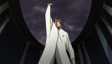 Saint Seiya Omega Temporada 01 Capitulo 08 - ¡Fatídico encuentro! ¡El impactante santo dorado!