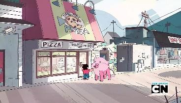 Steven Universe Temporada 01 Capitulo 10 - El León de Steven