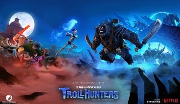 Trollhunters Temporada 02 Capitulo 10 - el club de los temerarios