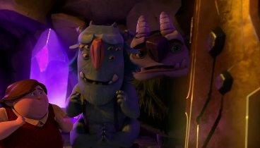 Trollhunters Temporada 01 Capitulo 04 - Tu enemigo gnomo