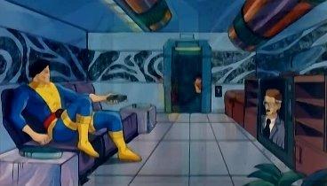 X Men Temporada 01 Capitulo 01 - La Noche de los Centinelas (1ª Parte)