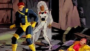 X Men Temporada 01 Capitulo 11 - Días del Futuro Pasado (1ª Parte)