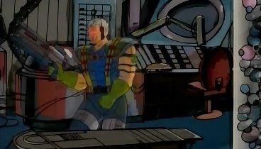 X Men Temporada 01 Capitulo 09 - La Cura