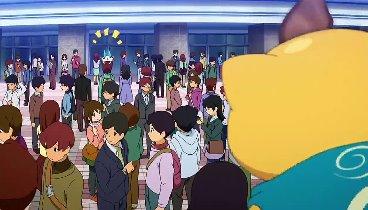 Yo-kai Watch Temporada 01 Capitulo 10 - Komasan en la Ciudad: La Vida Urbana / Yo-kai Ayay / La Leyenda de Shogunyan